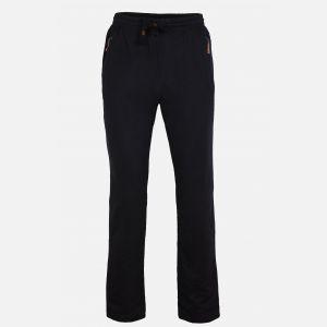 Spodnie dresowe męskie czarne 57243