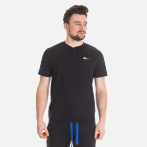 Koszulka Męska Benter - Czarna 67315