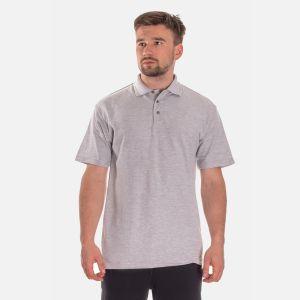 Koszulka Męska Polo - Szara (001)