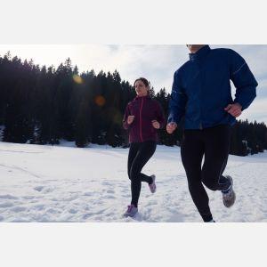 Jak dobrać spodnie dresowe damskie na trening w zimowe dni?