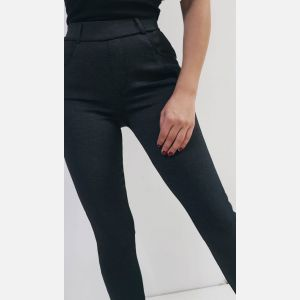 Spodnie Damskie Benter - 28122 grafit
