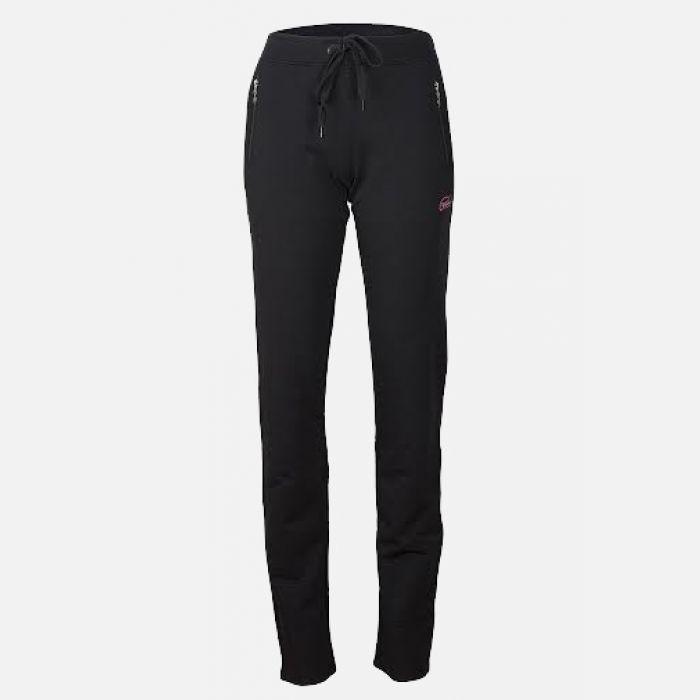Spodnie damskie fitness czarne - 84077
