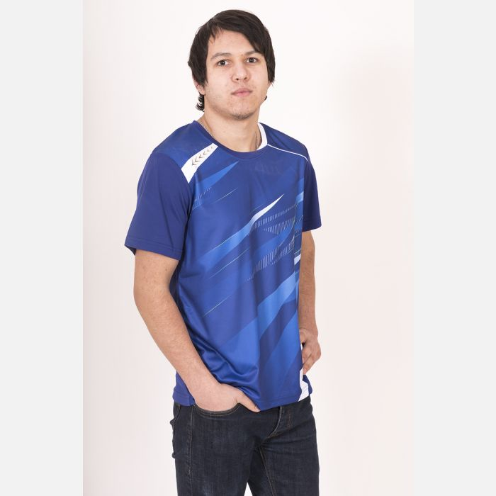 Sportowa Koszulka Termo Granatowa 28031