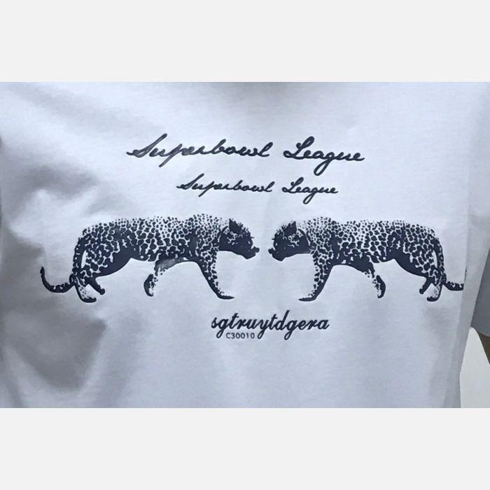 Koszulka Męska Benter - Biała 16644