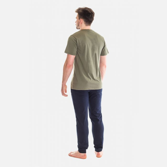 Koszulka Męska Benter - Khaki 67306