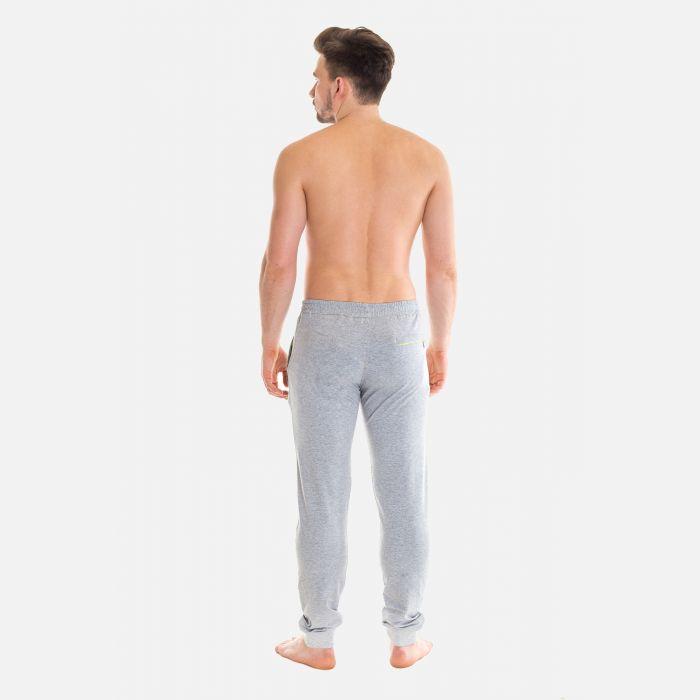 Spodnie Męskie Dresowe - Szare 66271