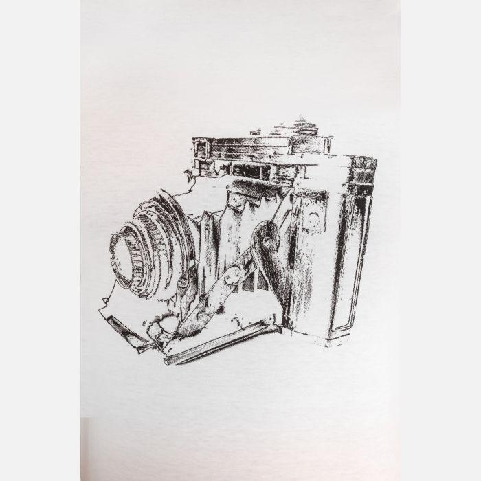 Koszulka Męska Biała - 61001