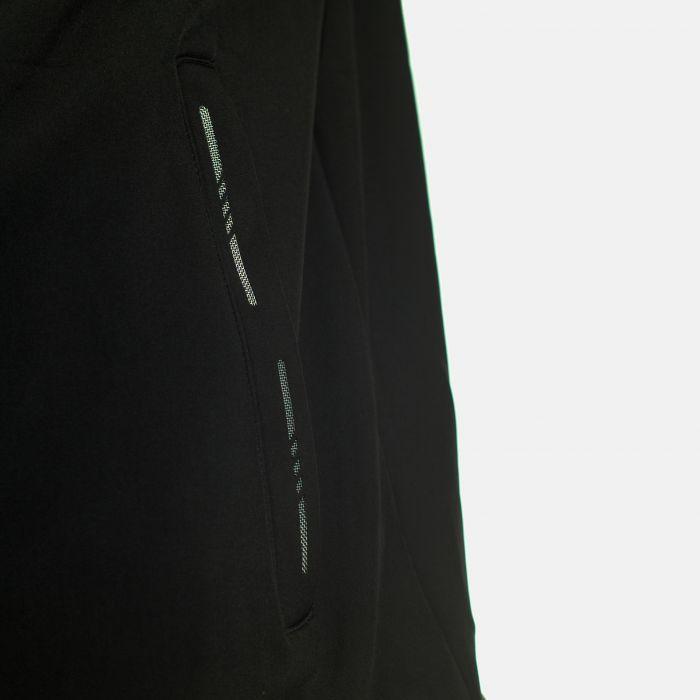 Kurtka męska GENSTER typu: Softshell - Czarna 12806
