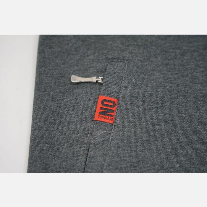 Spodnie Damskie Rybaczki 3/4 - 46881 grafit
