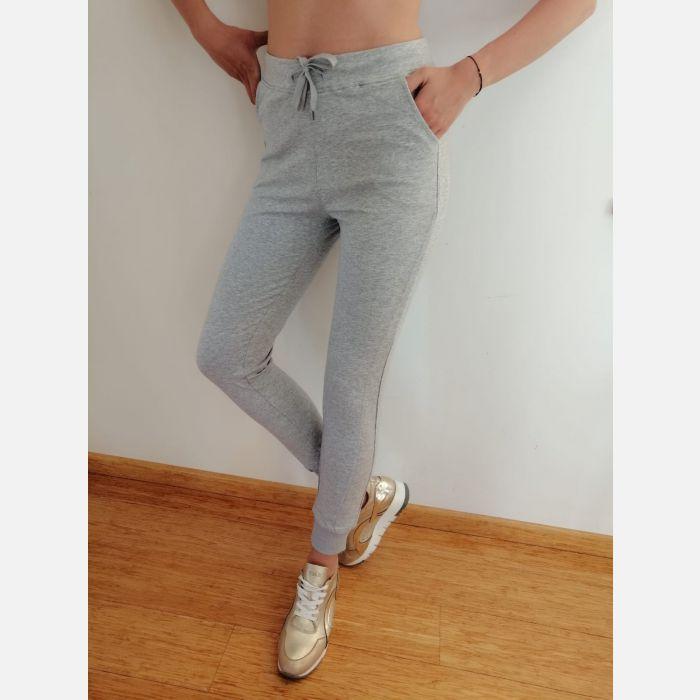 Spodnie Benter Damskie szary - 46957