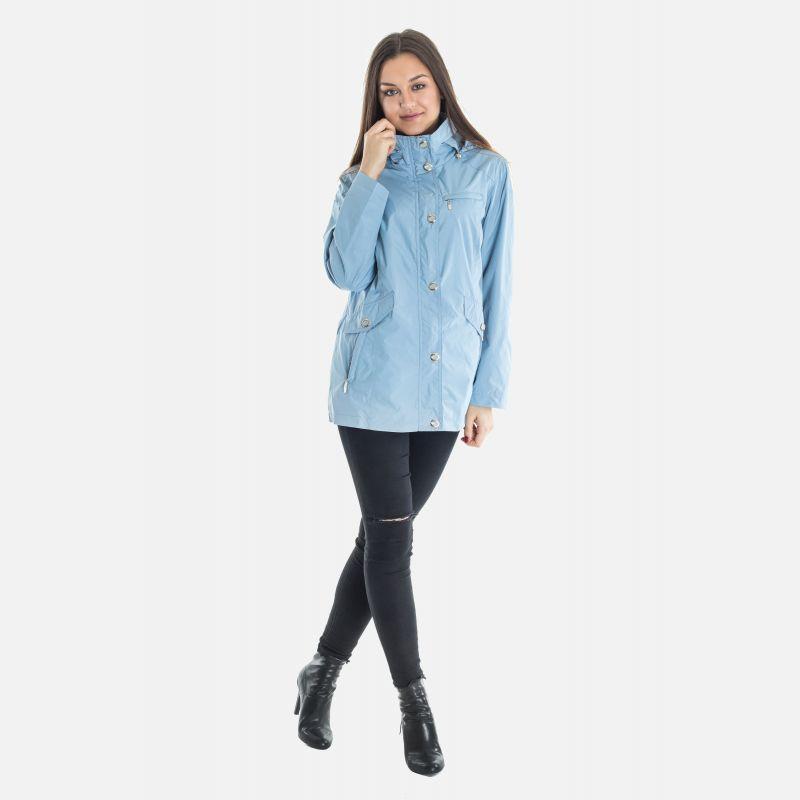 Kurtka Damska Lanter - Niebieska 57130
