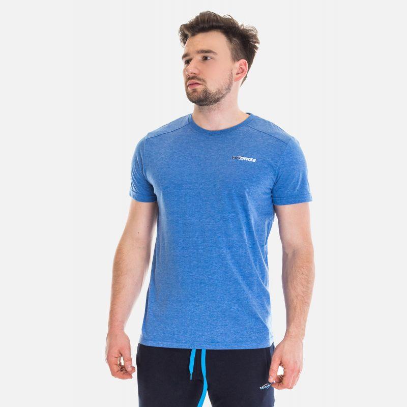 Koszulka Męska Benter - Niebieska  65203