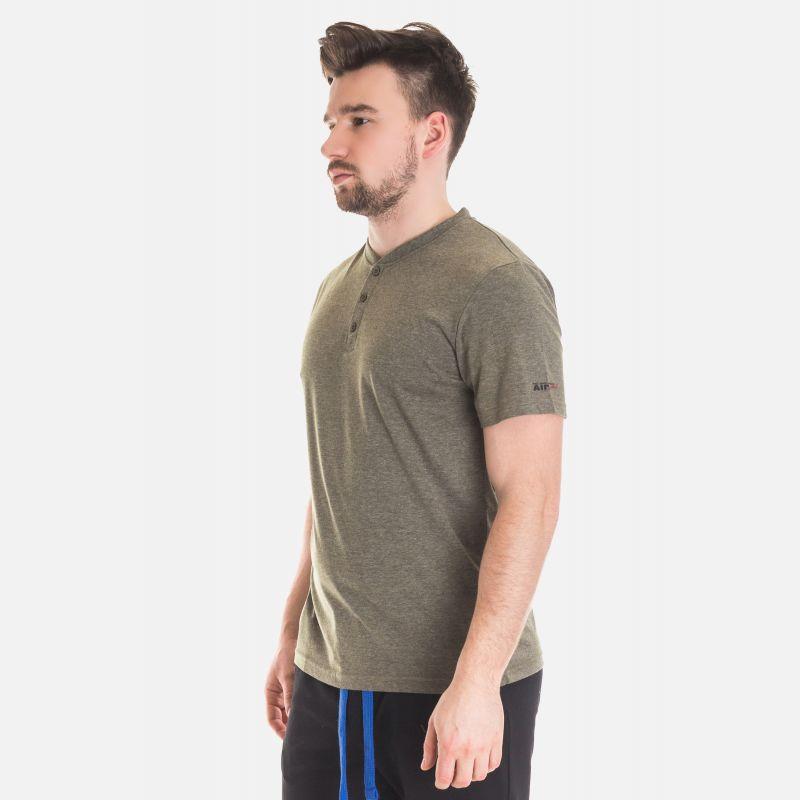 Koszulka Męska Benter - Khaki 67309