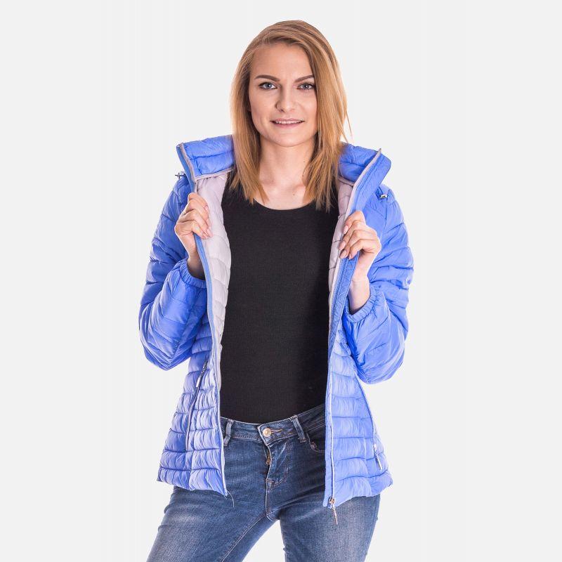 Kurtka Damska  - Niebieska 57346