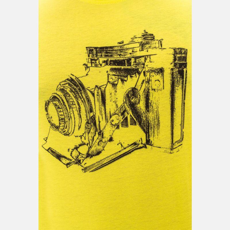 Koszulka Damska Żółta - 61001