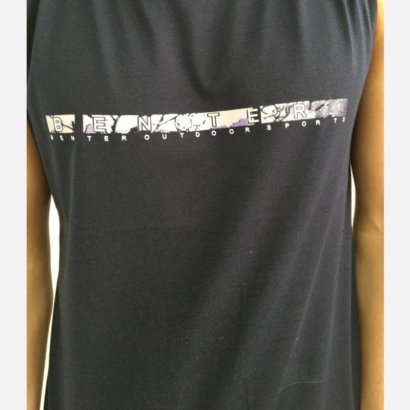 Koszulka Męska Top Benter - Granat (99014)