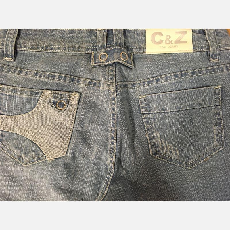 Spodenki Szorty Damskie - Jeans (Z089)