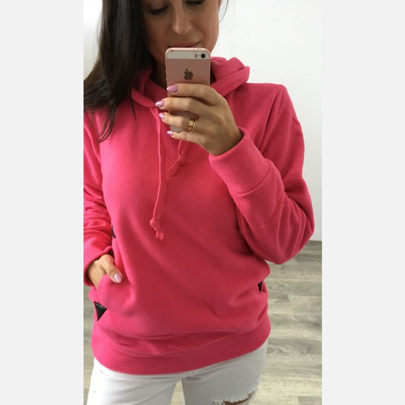 Bluza Damska Sport Mode - Róż (81291)
